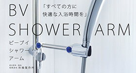BV SHOWER ARM